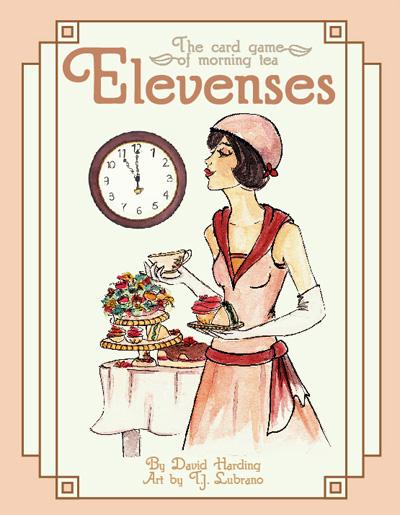 Elevenses -  Grail Games